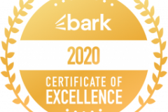 Peritus Digital win Bark Certicate of Excellence