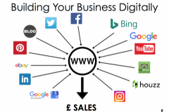 Digital marketing Workshop Totnes