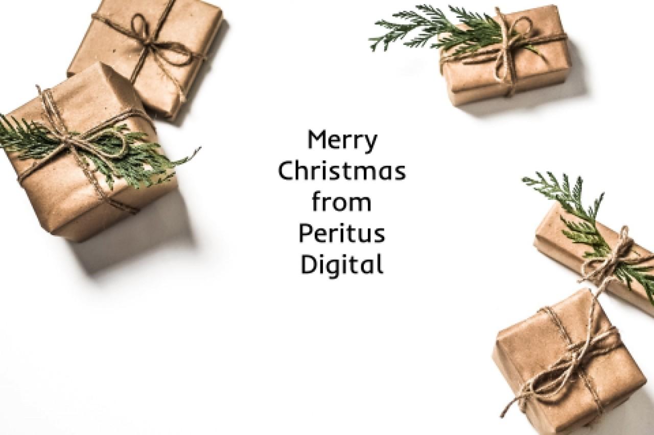 Peritus Digital Christmas Opening Hours