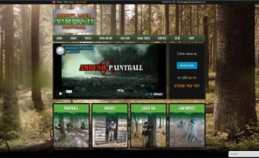 Ambush Paintball Screenshot
