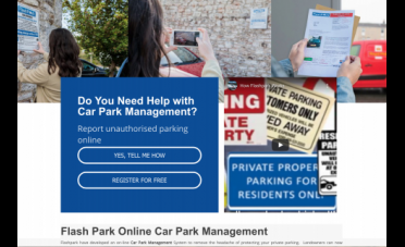 Flash Park Car Park Management