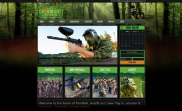 Skirmish Combat Games Screenshot