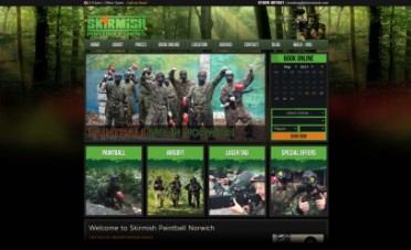 Skirmish Norwich Screenshot