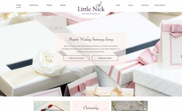Web Design Little Nick