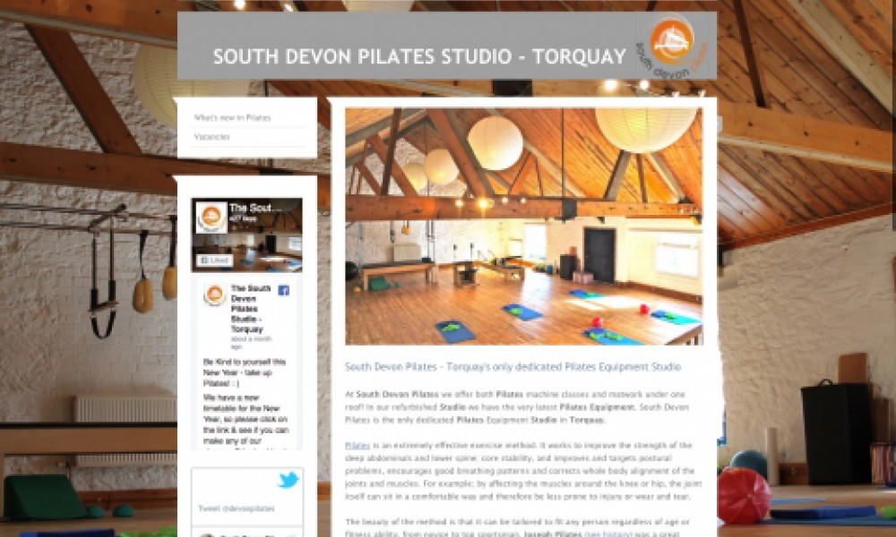 South Devon Pilates