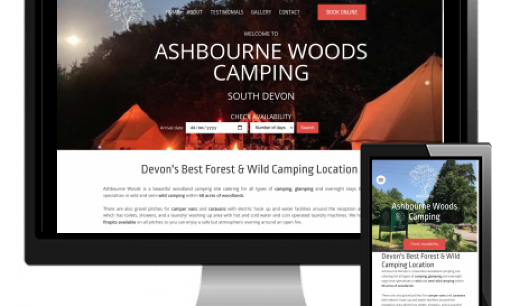 Ashbourne Woods Camping