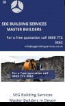 SEG Builders in Devon