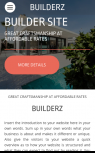 Website Builder for the Construction Industry