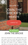 Website Builders for Bricklayers