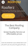 Website Builders for Roofers