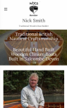 Nick Smith Traditional Wooden Boat Builder