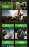 Skirmish Paintball Mobile Screenshot
