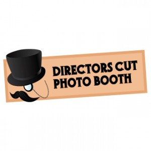 Directors Cut Photo Booth Website Design