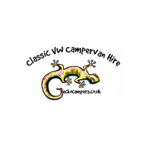 Gecko Campers Web Design