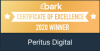 Bark Cerificate of Excellence